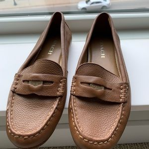 Coach Penny Loafers size 6.5 NWOT